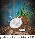 milk coconut coco 44422199