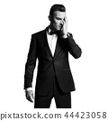 Handsome stylish man 44423058