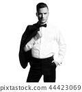Handsome stylish man 44423069