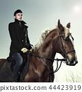 Elegant rider 44423919