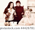 family, grandmother, mother 44426781