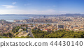 Marseille France, panorama city skyline 44430140