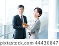 여성 간부 사원 사업가 남성 직장인 여성 직장인 44430847