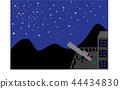 망원경 44434830