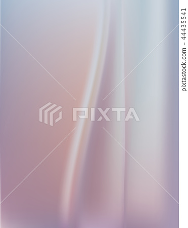 Abstract silk background draping. Lilac fuchsia 44435541