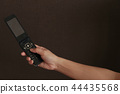 galapagos cell phone, cellular telephone, handphone 44435568