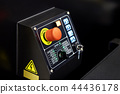 Industrial machine control panel 44436178
