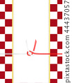 japanese pattern, checks, checkerboard pattern 44437057