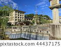 kinosakionsen, hot spring area, hot spring district 44437175
