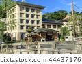 kinosakionsen, hot spring area, hot spring district 44437176