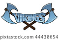 viking, axe, axes 44438654