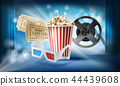 cinema, movie, 3d 44439608