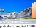 东京新宿站西口站正面图 44442088