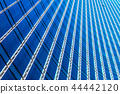 Modern business office skyscraper building 44442120