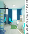 3d rendering of toddler interior room 44445830