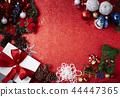 Christmas decoration image concept 44447365