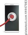 stethoscope, tool, maintenance 44447983