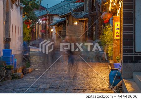 麗江,古城,茶馬古道 44448606