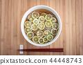 sudachi citrus soba, japanese backwheat 44448743