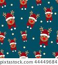 คริสต์มาส,คริสมาส,กวางเรนเดียร์ 44449684