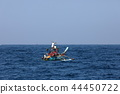 Fishermen and Traditional Fishing Boats  44450722