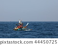 Fishermen and Traditional Fishing Boats  44450725