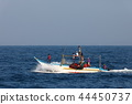 Fishermen and Traditional Fishing Boats  44450737