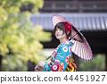 여성, 여자, 아시아인 44451927