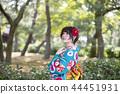 여성, 여자, 아시아인 44451931