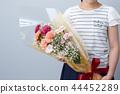 花束 诗句 女孩 44452289