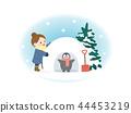 ฤดูหนาว,คามะคุระ,เด็ก 44453219