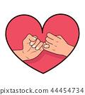 เวกเตอร์,มือ,สัญญา 44454734