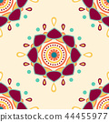 abstract Mandala background pattern 44455977