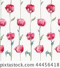 花香 花瓣 无缝的 44456418