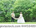 ภาพงานแต่งงานในสวน 44456489