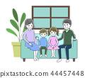 โซฟานั่งครอบครัว 44457448