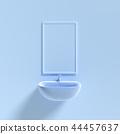 basin and mirror mock-up 44457637