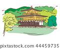 Kyoto Prefecture Kyoto City / Shikaji Temple (Kinkakuji) 44459735