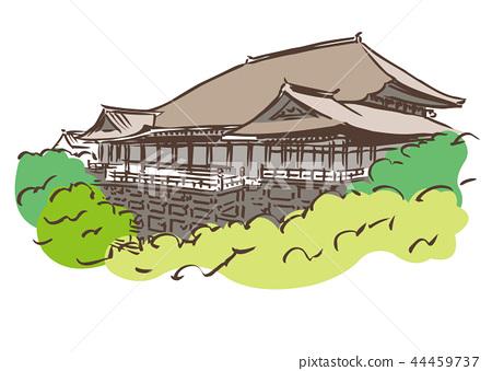 京都府京都市/清水寺 44459737