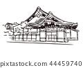 Kyoto Prefecture Kyoto City / Nijo Castle 44459740