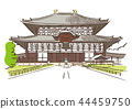Nara City, Nara Prefecture / Todaiji Temple 44459750