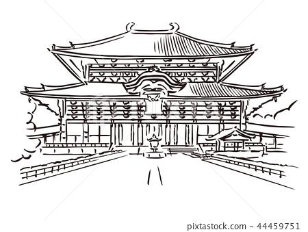 Nara City, Nara Prefecture / Todaiji Temple 44459751