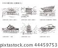 Tourist spots in Japan (Kinki district) 44459753