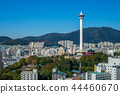 skyline of busan city in south korea 44460670