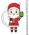 聖誕老公公 聖誕老人 聖誕季節 44463271