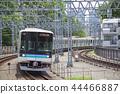 [東急埼玉高速列車2000系列多摩川站] 44466887