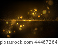 Gold glitter abstract luxury background 44467264