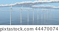 Offshore wind power 44470074