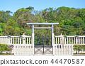 大阪Tsukanaka皇帝坟茔 44470587