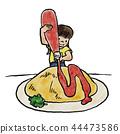 番茄醬 蕃茄醬 大米煎蛋 44473586
